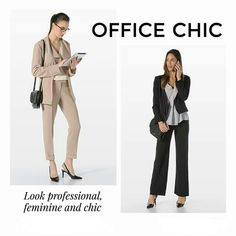 office chic: per un look professionale ma chic!  #stefanel #stefanelvigevano  #look #moda #trendy #office #vigevano #lomellina #piazzaducale #models #giacca #pants #chic #lookdonna #outfits #shopping #negozio #shop #woman