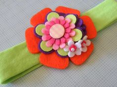This would be a cute headband for a little girl