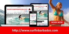 SurfinBarbados #launched their #brand #new #responsive #website, #enhanced and #powered with advanced #SEO. #Surf in Barbados Surf #School was established in 1995 and is currently the best surf school on the island #Barbados. Surf in Barbados surf school is currently run by surfers' #teaching the #art of surfing for over 20 years. #Project #managed by Digital Marketing Barbados, we offer all your #website #design and #development needs. Barbados, Surfers, 20 Years, Seo, Digital Marketing, Good Things, Island, Teaching, Website