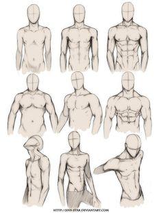 HUMAN STUDY by jinx-star on DeviantArt.