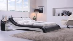 Villamena Lux Soft Säng, LuxCasa - möbler till det bekväma livet!