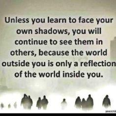 Face Your Shadows