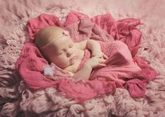 SET Hot Pink and Light Pink Cheesecloth Baby Wraps Cheese Cloth | Beautiful Photo Props