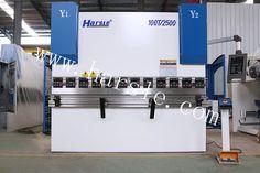 hydraulic press brake machine with DA-52S system  Nanjing Harsle Machine Tool Co.,Ltd Tel:0086-17327993579 E-mail: jenny@harsle.com Web:www.harsle.com Press Brake Machine, Hydraulic Press Brake, Nanjing, Machine Tools