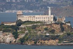 The most famous and intricate attempt to escape from Alcatraz (June 11, 1962) saw Frank Morris, and the Anglin brothers burrow out of their cells, climb to the top of the cell block, cut through bars to make it to the roof via an air vent. From there they climbed down a drain pipe, over a chain link fence and then to the shore where they assembled a pontoon-type raft and then vanished.