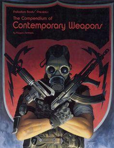 The Compendium of Contemporary Weapons ~ Palladium Books (1993)
