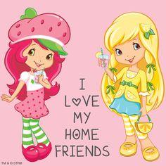 I Love My Home Friends