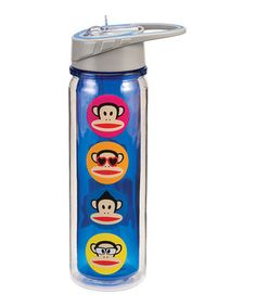 Another great find on #zulily! Paul Frank 18-Oz. Water Bottle by Paul Frank #zulilyfinds