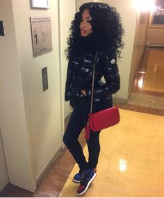 That Harlem swag Chill Outfits, Dope Outfits, Swag Outfits, Trendy Outfits, Fashion Outfits, Estilo Ny, Fall Winter Outfits, Autumn Winter Fashion, Winter Gear