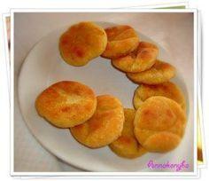 Az igazi krumplipogácsa Breakfast For Dinner, Scones, Ham, Sweet Potato, Bakery, Deserts, Snack Recipes, Food And Drink, Anna