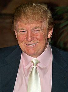 Public Figures w/ OCD - Donald Trump