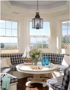 Sassy Carolina Shelle: Daydreaming: A Beach House with Blue Shutters