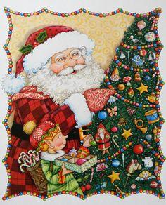 Santa-Mary Englebreit