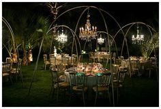 Real Midsummer Night's Dream Marrakech Wedding: Tami & Alan