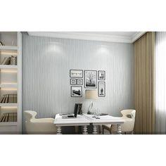 Papel De Parede Lavável - Lindo Desenho - Rolo Com 10m X 53cm - Lms-Ppy-Ys05-Cinza (6313)