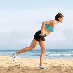 Single Leg Lift and Row - 18 Exercises to Tone Your Legs and Butt - Health Mobile