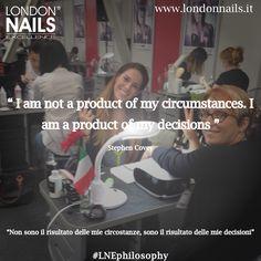 #quotes #LNEphilosophy #London #competition  www.londonnails.it