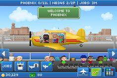 Just announced at GDC: Pocket Planes from NimbleBit for iOS
