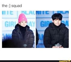 The Daegu cutie squad