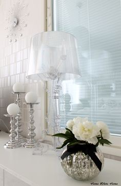 Kaunis kokonaisuus Home White Home - blogista