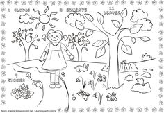 alphabet coloring sheets: Spring Coloring Pagescoloring ...