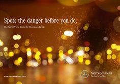 Mercedes Night View Assist Bike