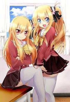 Misa & Yusarin | Charlotte