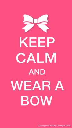 Keep it Bow