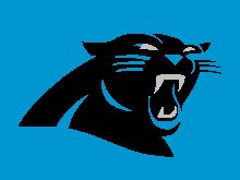 Carolina Panthers Crochet Graphghan Pattern (Chart/Graph AND Row-by-Row Written Instructions)