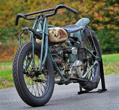 '29 Indian Scout 45ci Hill Climber