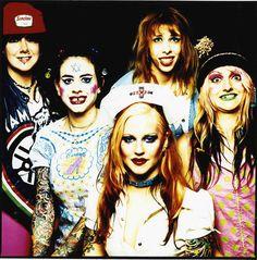 Lunachicks..miss you 90's punk rock!