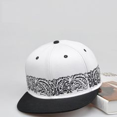 2014 New Blank Snapback Hats Paisley Baseball Caps Hot Flat Hat Hip Hop Cap for Men and Women 20 pcs/lot Free Shipping 2 Colors-in Baseball Caps from Men's Clothing & Accessories on Aliexpress.com | Alibaba Group