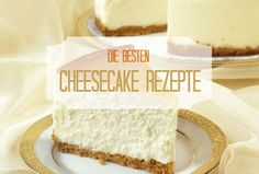 Cheesecake, Käsekuchen oder Quarkkuchen? Egeal, wir ❤️ sie alle! http://eatsmarter.de/rezepte/backen/kuchen/kaesekuchen/