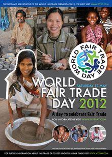 World Fair Trade Day - 12th May 2012