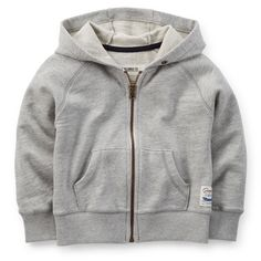 French Terry Hoodie | Carters.com