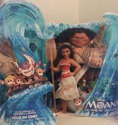"Claudette Violetta: Critica a ""Moana: un mar de aventuras"""