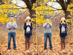 Canada Fall Engagement Shoots, Engagement Photography, Opposites Attract, Autumn, Fall, Toronto, Wonderland, The Incredibles, Colours