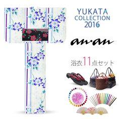 2016 Summer anan Blue Balloon Flowers 11 items set