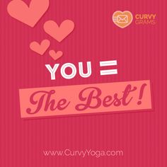 Curvy Grams for Everyday! Learn To Love, Love Notes, Body Image, Just Love, Self Love, The Best, Curvy, Messages, Yoga