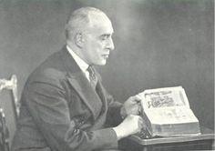Harry Price, the original Ghost Hunter.