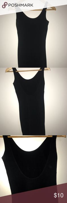 Black DRESS !! Tight Body Con Dress AKIRA Dresses