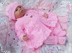 """Жакет """"Цветочная фантазия"""" для новорожденной девочки. Обсуждение на LiveInternet - Российский Сервис Онлайн-Дневников"""