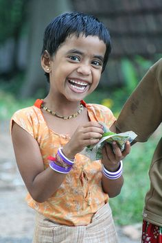 **Plantation Smile, Kerala - India.