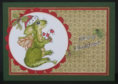 Sweet Christmas Wishes - Third Coast Rubber Stamps