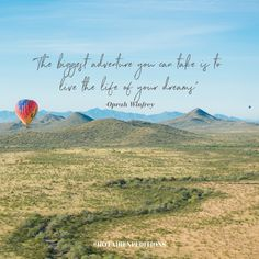 Keep dreaming, hustling + adventuring! Keep Dreaming, Balloon Rides, Tucson Arizona, We The Best, Adventure, Hot, Travel, Life, Viajes