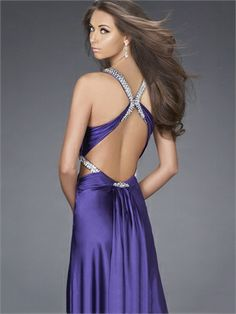Sexy V-neck Cut out Side Open Back Satin Prom Dress PD10760  ----2013 Prom Dresses,Prom Dresses 2013,Prom Dresses,Prom Dresses UK,Prom Dresses 2013 UK,2013 Prom Dresses UK
