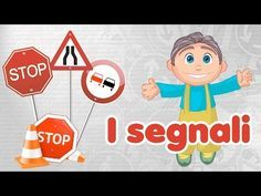 (57) I segnali stradali - Canzoni per bambini - YouTube Canti, Montessori, Singing, Coding, Songs, Youtube, Education, Mamma, Fictional Characters