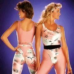 80's sportswear
