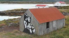 Street Art by Pøbel