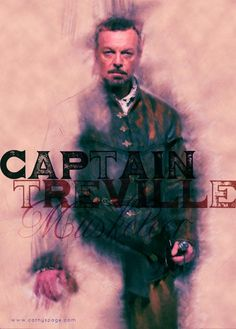 The Musketeers - Treville